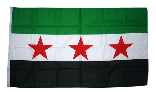 Fahne / Flagge Syrien alt 90 x 150 cm