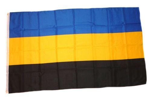 Fahne / Flagge Niederlande - Gelderland 90 x 150 cm