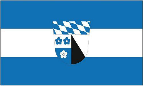 Fahne / Flagge Landkreis Kelheim 90 x 150 cm