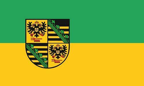 Fahne / Flagge Landkreis Saalfeld Rudolstadt 90 x 150 cm