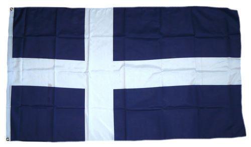 Fahne / Flagge Schottland - Shetland Inseln 90 x 150 cm
