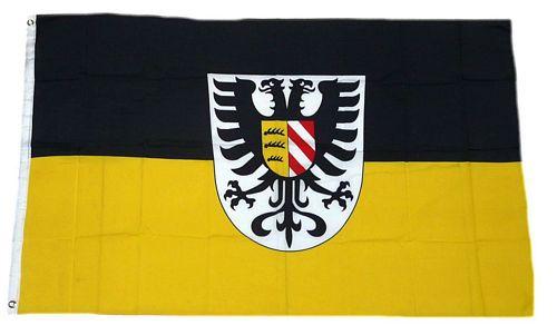 Flagge / Fahne Alb Donau Kreis Hissflagge 90 x 150 cm