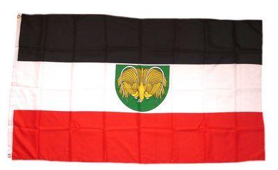 Fahne / Flagge Deutsch Neuguinea 90 x 150 cm