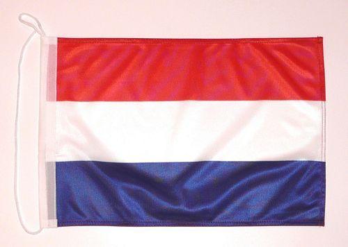 Bootsflagge Niederlande 30 x 45 cm
