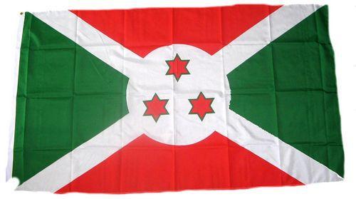 Flagge / Fahne Burundi Hissflagge 90 x 150 cm