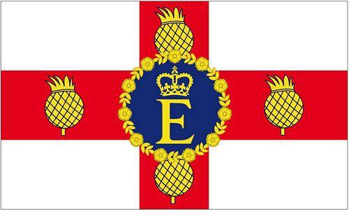 Flagge / Fahne Jamaika Royal Hissflagge 90 x 150 cm Fahnen