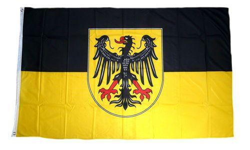 Flagge / Fahne Aachen Hissflagge 90 x 150 cm