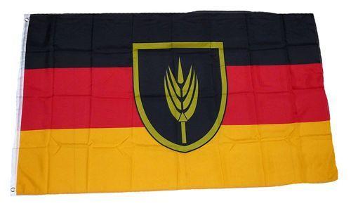 Fahne / Flagge Wolgadeutsche 90 x 150 cm
