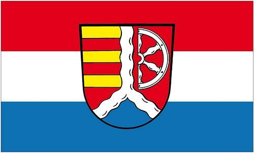 Fahne / Flagge Mainaschaff 90 x 150 cm