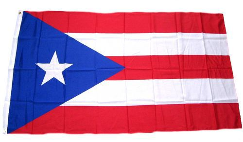 Flagge / Fahne Puerto Rico Hissflagge 90 x 150 cm