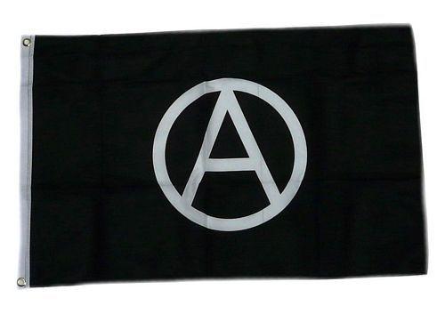 Fahne / Flagge Anarchie 90 x 150 cm