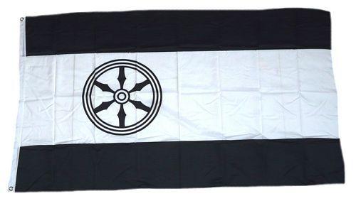 Flagge / Fahne Osnabrück Hissflagge 90 x 150 cm