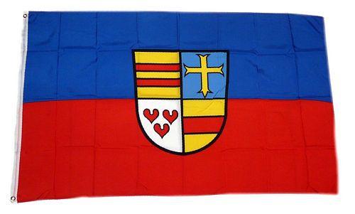 Flagge / Fahne Landkreis Cloppenburg Hissflagge 90 x 150 cm