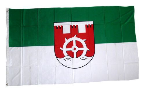 Flagge / Fahne Wolfsburg Hattorf Hissflagge 90 x 150 cm