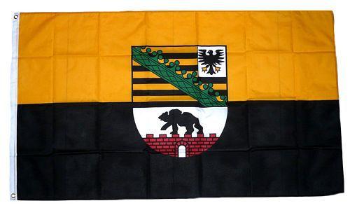 Flagge / Fahne Sachsen Anhalt Hissflagge 90 x 150 cm