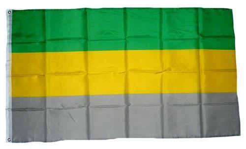 Fahne / Flagge Lithromantic 90 x 150 cm