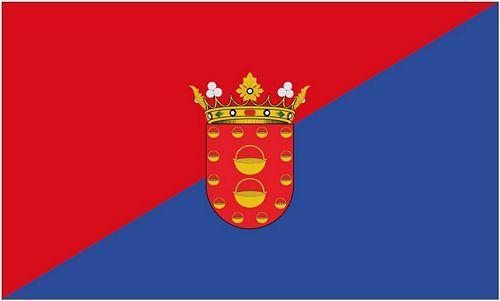 Fahne / Flagge Spanien - Lanzarote 90 x 150 cm