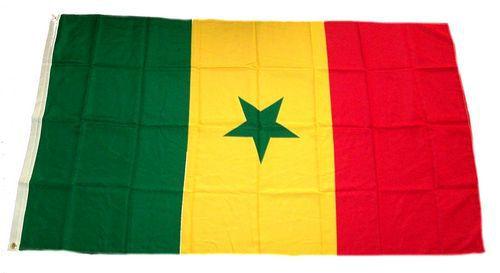 Flagge / Fahne Senegal Hissflagge 90 x 150 cm
