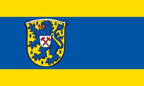 Fahne / Flagge Solms 90 x 150 cm