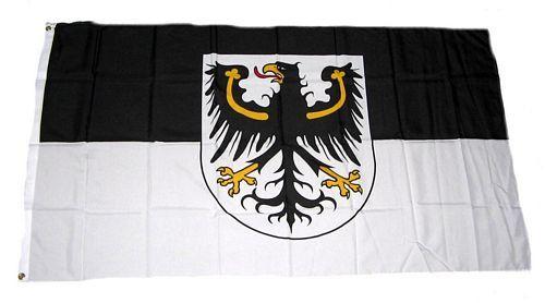 Fahne / Flagge Ostpreußen 60 x 90 cm