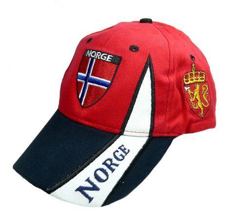 Basecap Norwegen