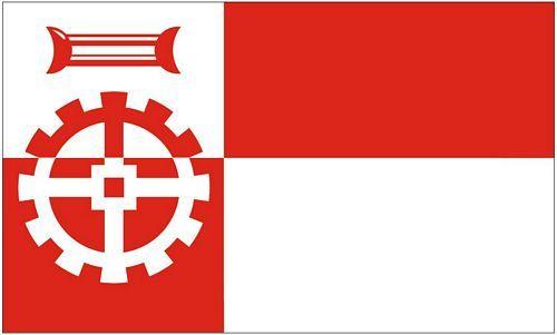 Fahne / Flagge Mölln 90 x 150 cm
