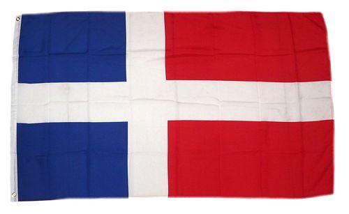 Fahne / Flagge Saarland alt 90 x 150 cm