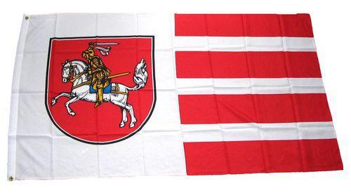 Flagge / Fahne Dithmarschen Hissflagge 90 x 150 cm