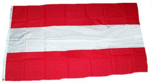 Flagge / Fahne Österreich Hissflagge 90 x 150 cm