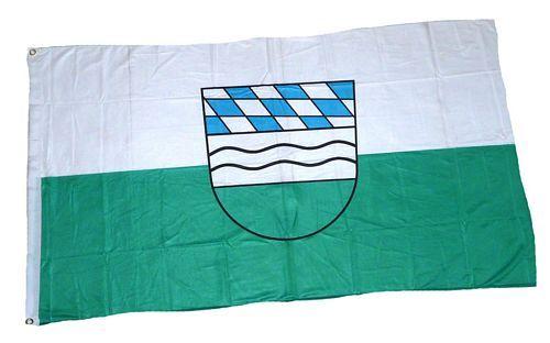 Fahne / Flagge Furth im Wald 90 x 150 cm