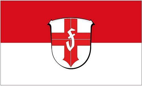 Fahne / Flagge Fürth Odenwald 90 x 150 cm