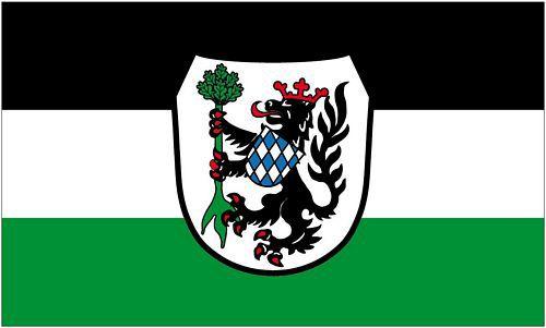 Flagge / Fahne Gundelfingen 90 x 150 cm