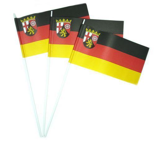 Papierfahnen Rheinland Pfalz