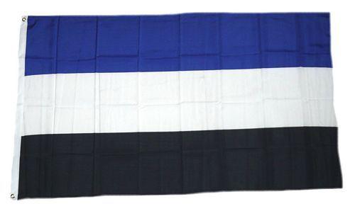 Fahne / Flagge Hamburg Tricolore 90 x 150 cm