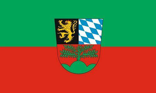 Fahne / Flagge Weiden in der Oberpfalz 90 x 150 cm