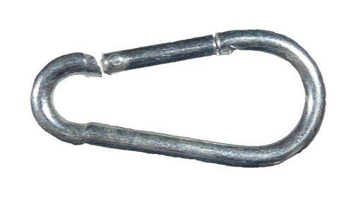 Karabiner Metall 40 mm
