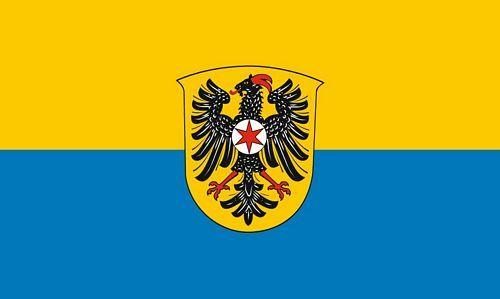 Fahne / Flagge Schwalmstadt 90 x 150 cm