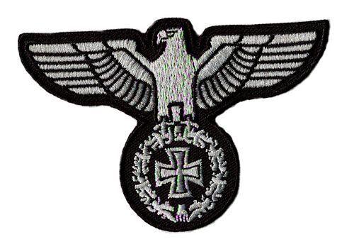 Aufnäher Patch Eisernes Kreuz Adler
