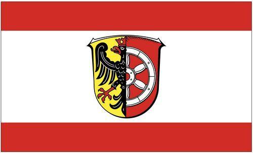 Fahne / Flagge Seligenstadt 90 x 150 cm