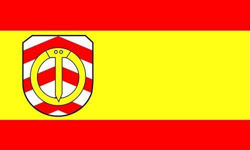 Fahne / Flagge Spenge 90 x 150 cm
