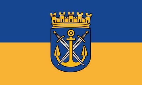 Fahne / Flagge Solingen 90 x 150 cm