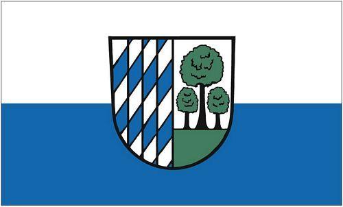 Fahne / Flagge Sandhausen 90 x 150 cm