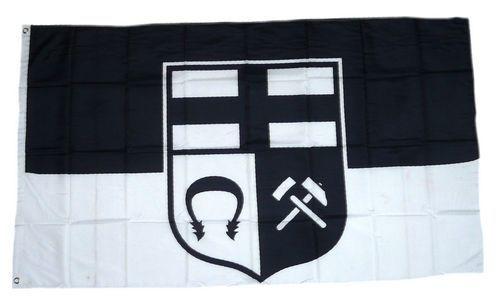 Flagge / Fahne Marl Hissflagge 90 x 150 cm