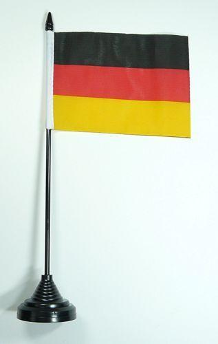 Fahne / Tischflagge Deutschland NEU 11 x 16 cm Flaggen
