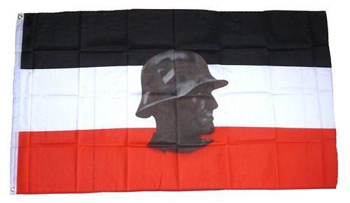 Fahne / Flagge Deutsches Reich Landser 90 x 150 cm