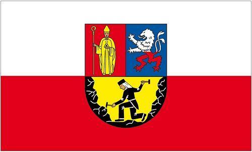 Fahne / Flagge Altenberg Erzgebirge 90 x 150 cm