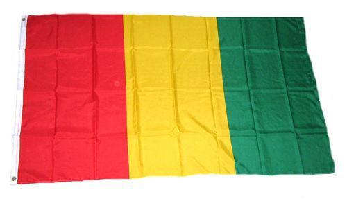 Flagge / Fahne Guinea Hissflagge 90 x 150 cm