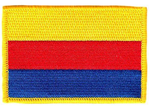 Fahnen Aufnäher Niederlande - Nordholland Fahne Flagge Patch