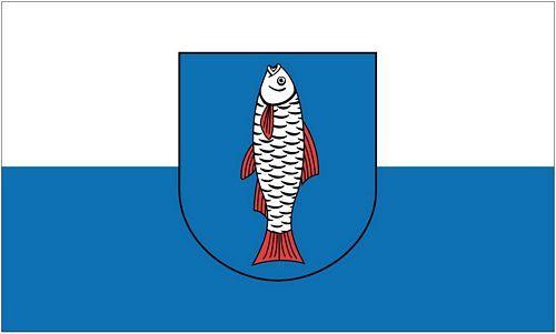 Fahne / Flagge Mühltroff Vogtland 90 x 150 cm