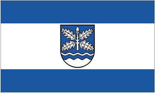 Fahne / Flagge Samtgemeinde Isenbüttel 90 x 150 cm